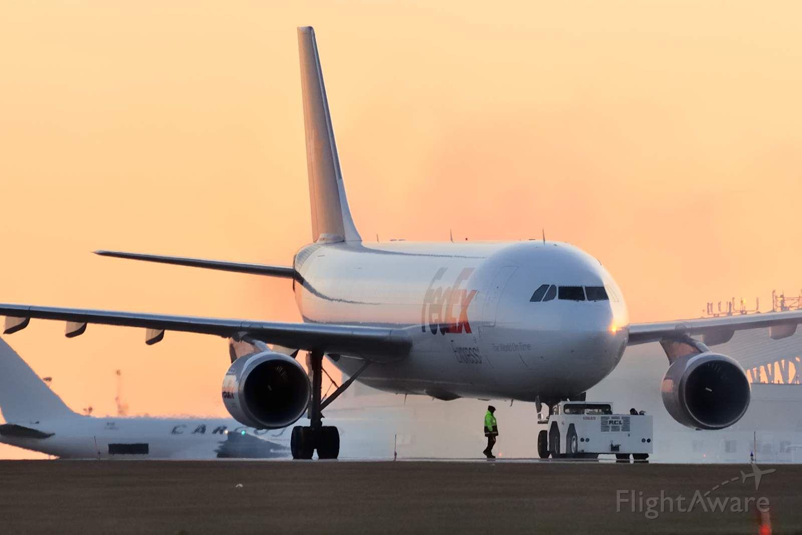 Airbus A300F4-600 (N719FD)