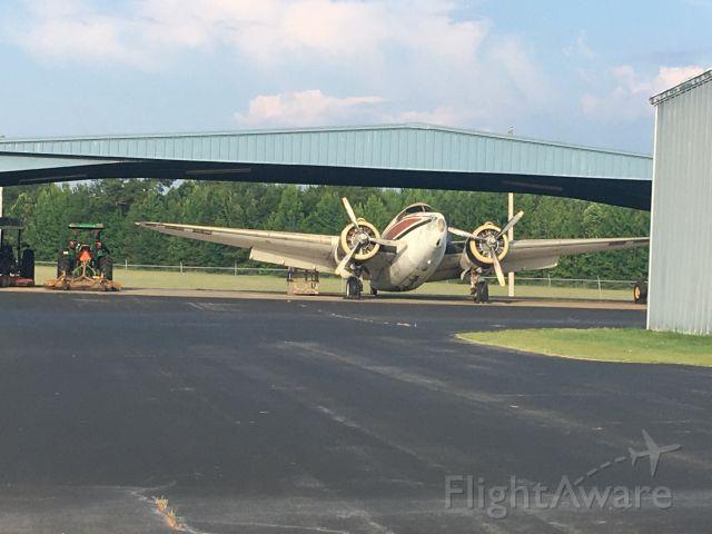 Cessna 421 (N442D)