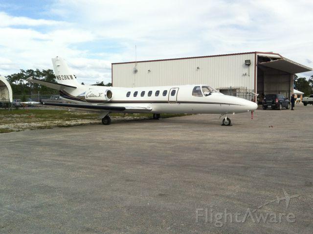 Cessna Citation V (N528KW)