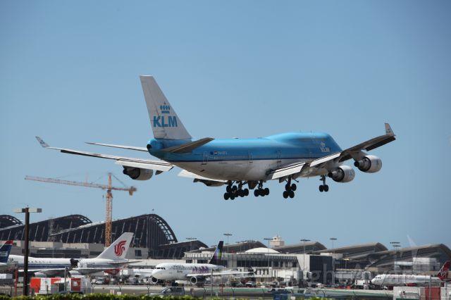 Boeing 747-400 (PH-BFU)