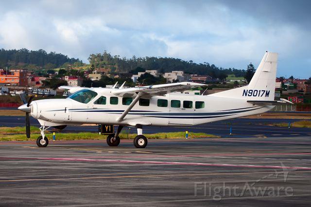 Cessna Caravan (N9017M) - TENERIFE NORTEbr /26/09/2016