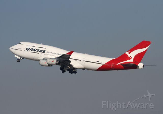 Boeing 747-200 (VH-OJT)