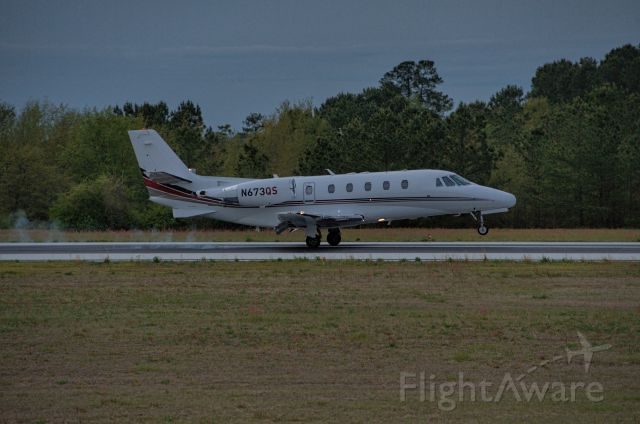 Cessna Citation V (N673QS) - Departures last day Masters 2018