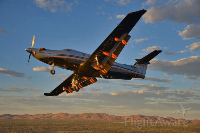 Pilatus PC-12 (VH-TCP) - Air to air photo shoot