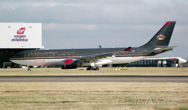 Airbus A330-300 (JY-AIF) - Royal Jordanian