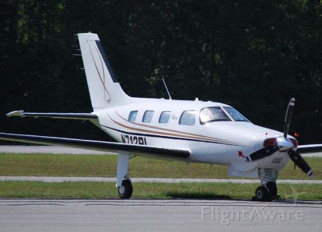 Piper Malibu Mirage (N712BL) - CARMAR G3 LLC - 6/23/10