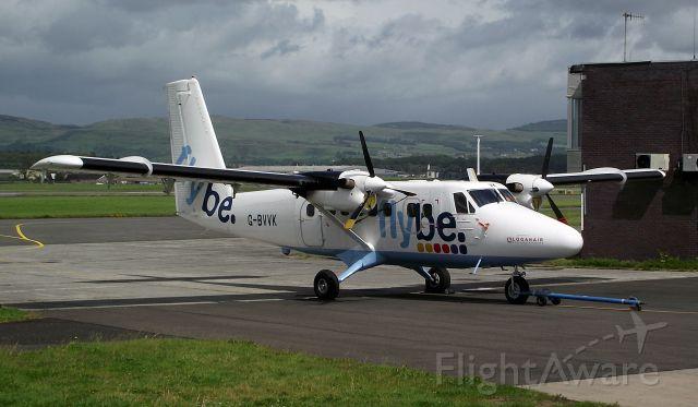 De Havilland Canada Twin Otter (G-BVVK) - Flybe