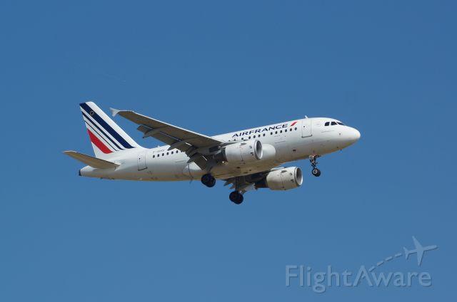 Airbus A318 (F-GUGI)