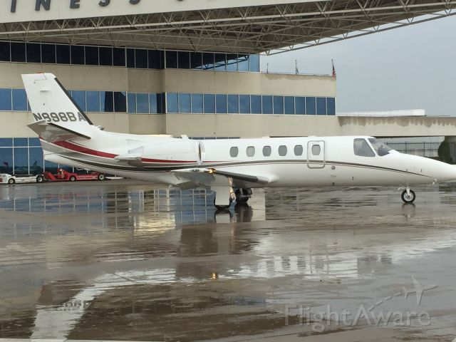Cessna Citation II (N898BA)