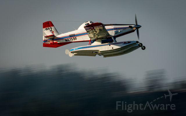 AIR TRACTOR Fire Boss (N6159F) - Fireboss 202; Suncrest Fire