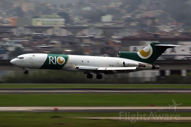 Boeing 727-100 (PR-IOC)