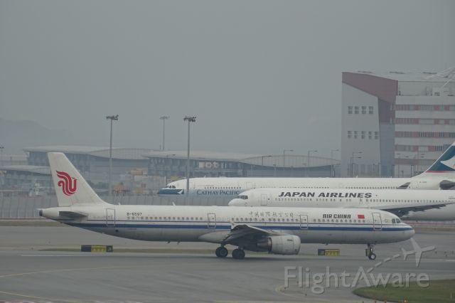 Airbus A321 (B-6597)