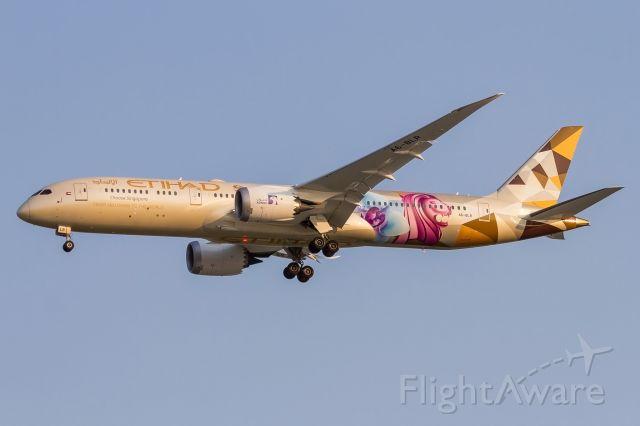 Boeing 787-9 Dreamliner (A6-BLR)