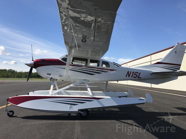 Beechcraft Bonanza (36) (N1SL)