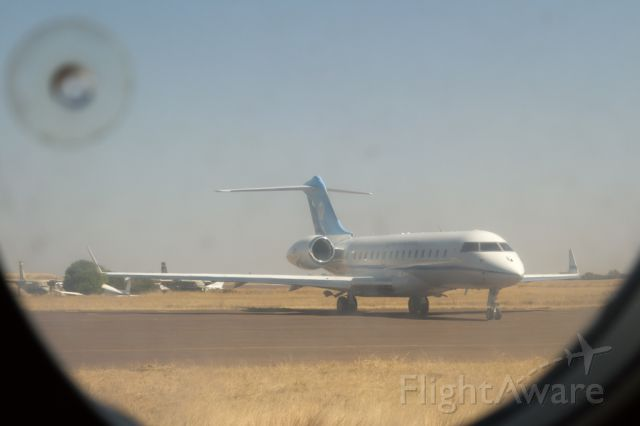 Bombardier Global Express — - President of Botswana
