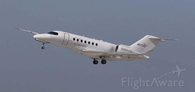 Cessna Citation Sovereign (N9722L) - Citation Longitude