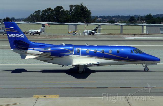 Cessna Citation Excel/XLS (N960HD)