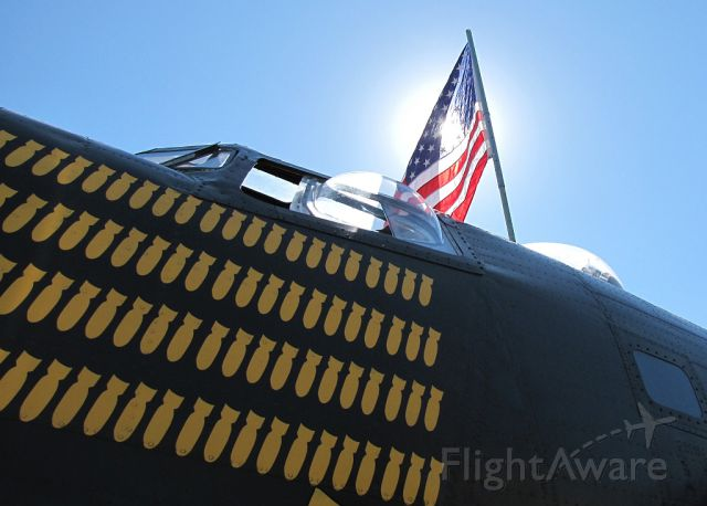 """Consolidated B-24 Liberator (NX224J) - Collings Foundation's B-24J """"Witchcraft"""""""