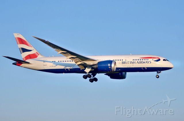 Boeing 787-8 (G-ZBJG)