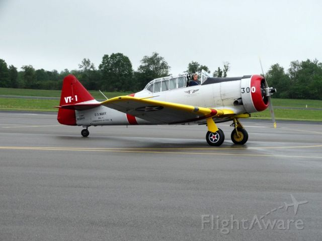 North American T-6 Texan (N224X)