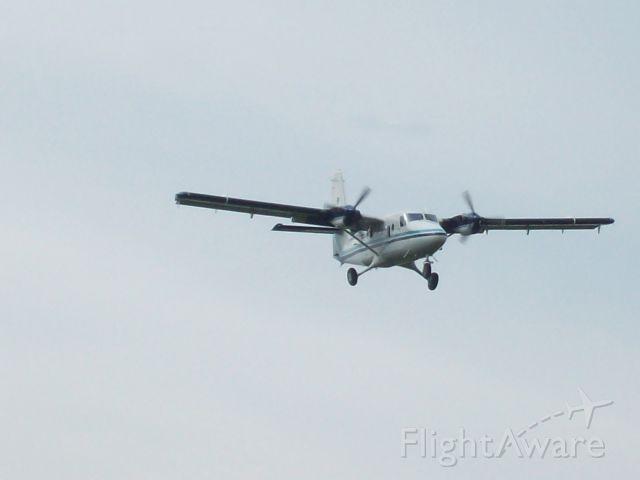 De Havilland Canada Twin Otter — - NOAA