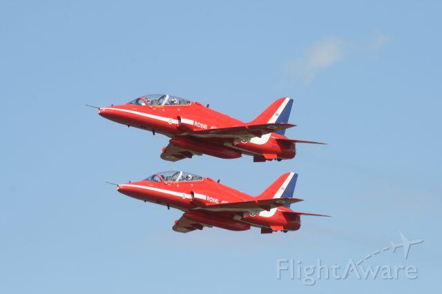 — — - 2 x Red Arrows Volkel 2013