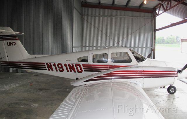 Piper PA-44 Seminole (N191ND) - Great flight school at Moore Aviation!