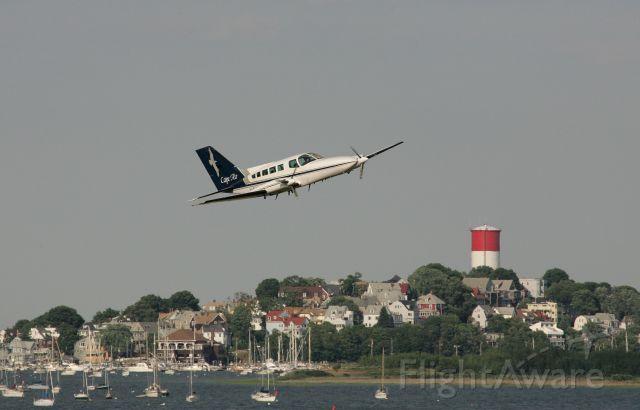 Cessna 402 — - Cape Air