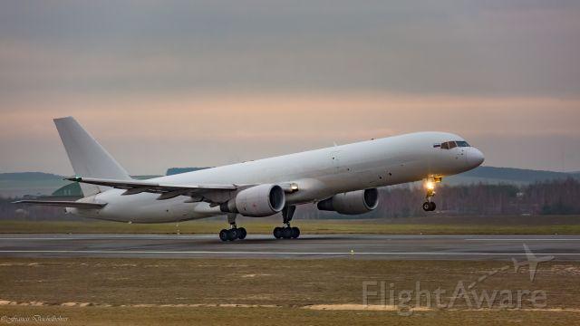 McDonnell Douglas DC-8-60 (VP-BHM)