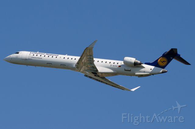 Canadair Regional Jet CRJ-900 (D-ACKE)