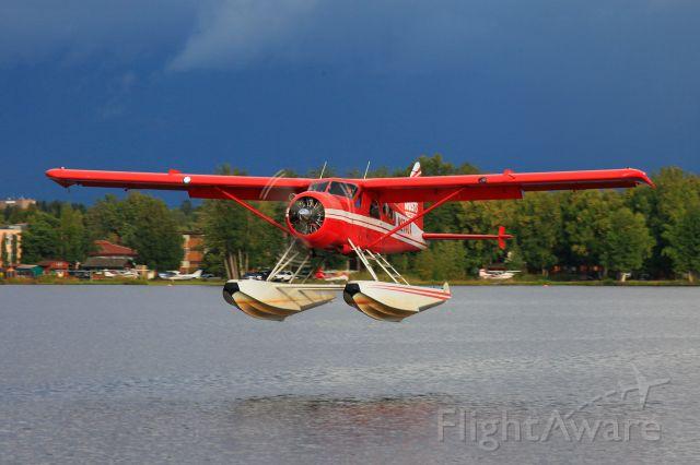 De Havilland Canada DHC-2 Mk1 Beaver (N2740X)