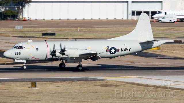 Lockheed P-3 Orion (16-1589)
