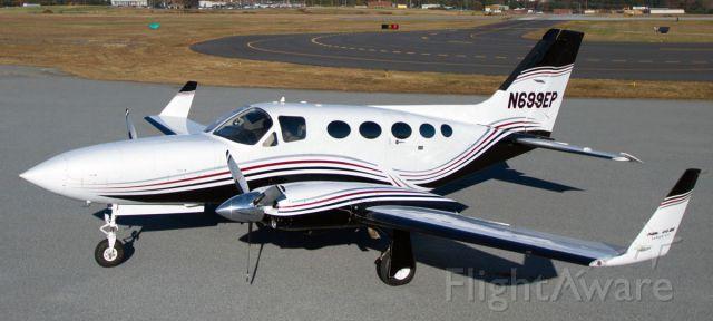 Cessna Chancellor (N699EP)