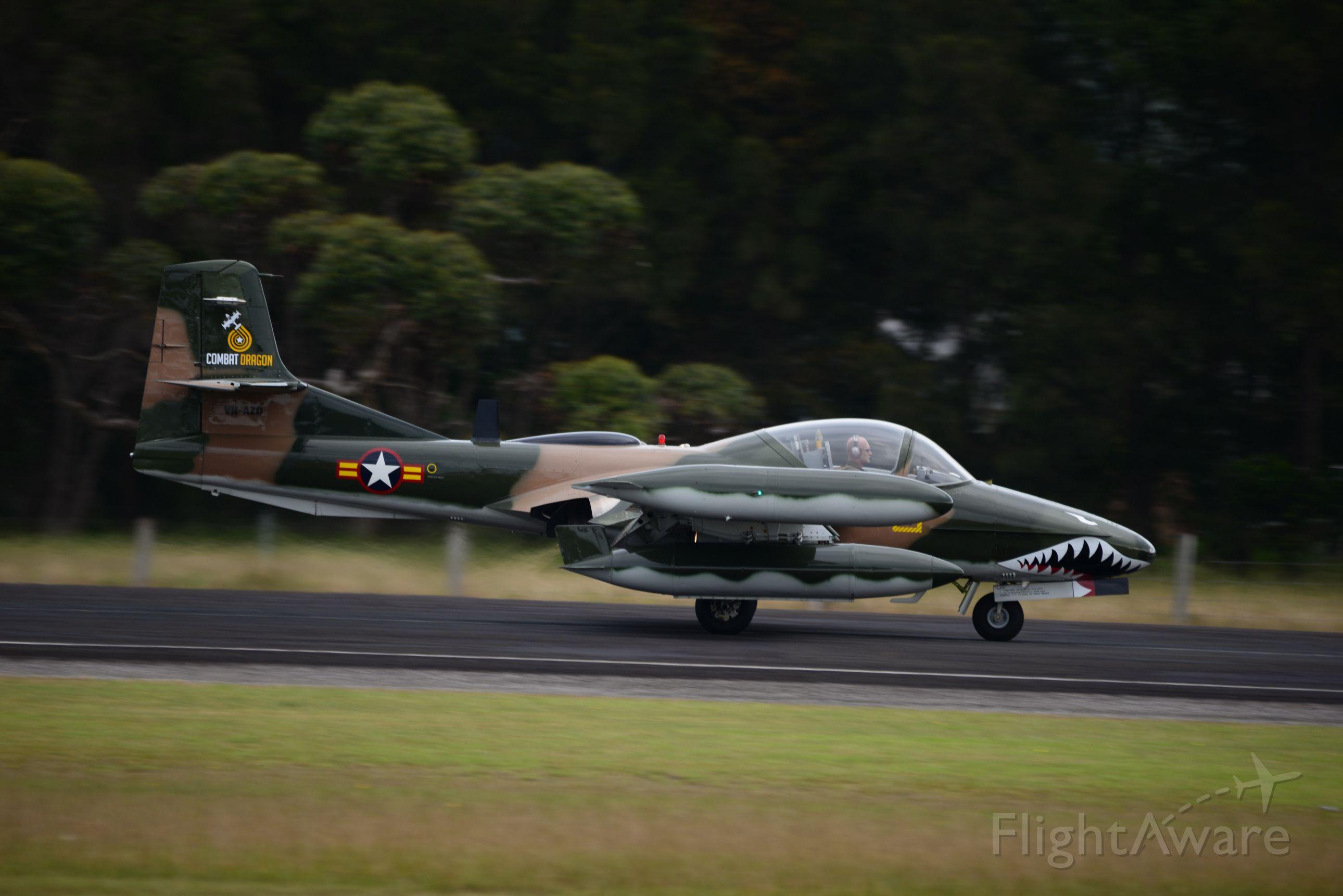 Cessna Dragonfly (VH-AZD) - At Illawarra 2016 Australia.