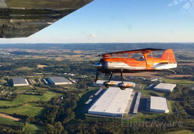 Cessna Citation II (N12VX) - Pitts Model 12