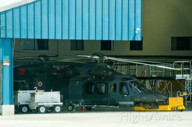 — — - Trinidad Air Guard Hanger
