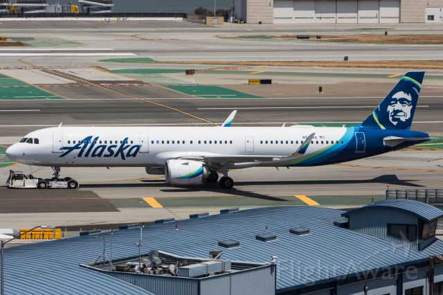 Photo Of Alaska Airlines A21n N928va Flightaware