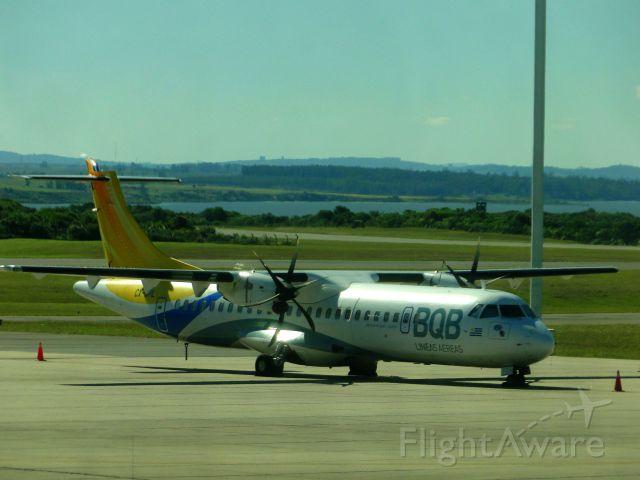 ATR ATR-72 (CX-JPL) - ATR OF BQB AIRLINES (URUGUAY)