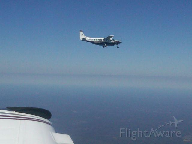 Cessna Caravan (N394GA) - Returning to AOPA