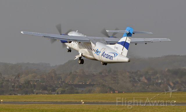 Aerospatiale ATR-42-300 (EI-BYO)