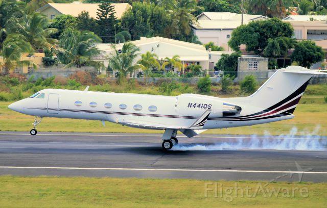 Gulfstream Aerospace Gulfstream V (N441QS)