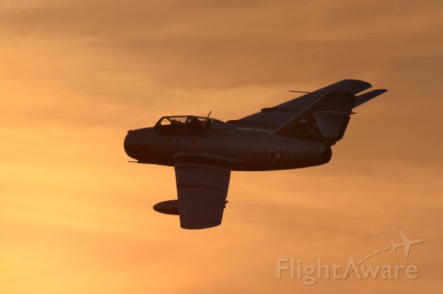 SP-YNZ — - SB LiM-2 (MiG-15 licence)