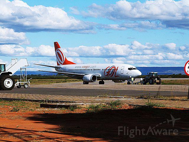Boeing 737-700 (PR-GLN) - Boeing 737-322
