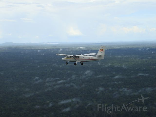 De Havilland Canada Twin Otter (PZ-TBW)