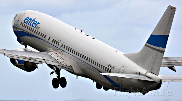 Boeing 737-700 (SP-ENV)