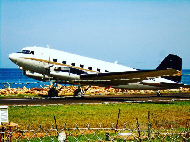 Douglas DC-3 (N467KS)