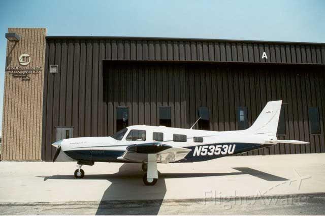 Piper Saratoga (N5353U) - 2002 Saratoga II TC