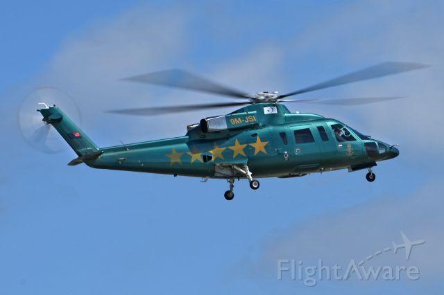 Sikorsky S-76 (9M-JSI)