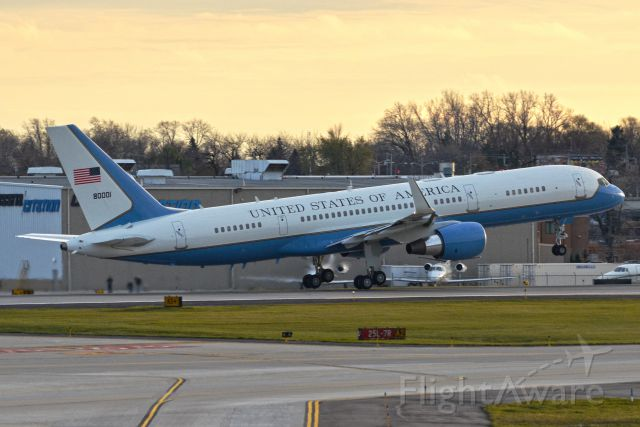 98-0001 — - Air Force One