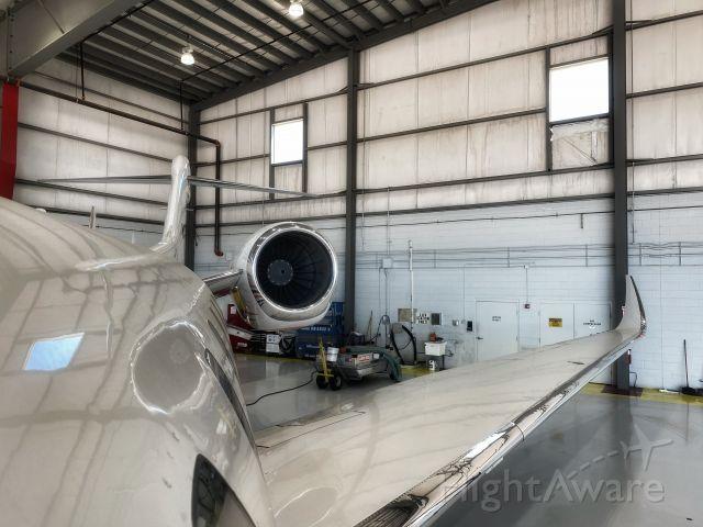 Cessna Citation X (N978DB) - Citation X's have some massive powerhouse engines.